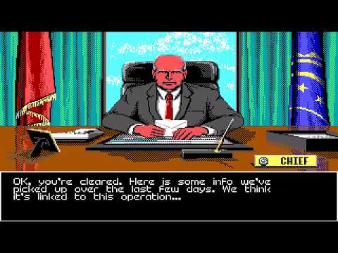 Sid Meier's Covert Action™ (PC/DOS) 1990, MicroProse/MPS Labs