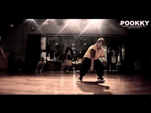 POOKKY | HIPHOP FREESTYLE | ZOOM STUDIO | BANGKOK THAILAND | 2013