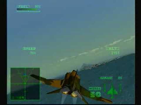 Ace Combat 2 1997 PSX