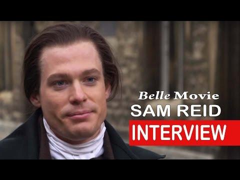 Belle Movie 2013: Sam Reid actor