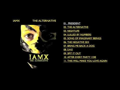 IAMX  President