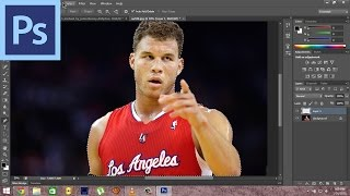 How To Cut Out Images In Photoshop CS6 2015 60fps