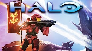 Halo 6 News - Classic Art Style RETURNING in Halo 6!? New Art Director for Halo 6!