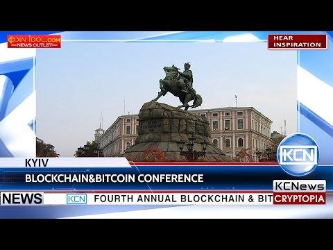 KCN Leading Blockchain Conference In Ukraine