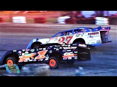 5-27-18 Late Model Heat 3 Merritt Speedway