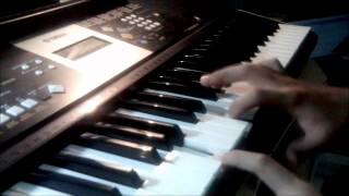 Video Aerosmith - Fly Away From Here Intro (Piano/KeyBoard Cover) by ImAndyCastle download MP3, 3GP, MP4, WEBM, AVI, FLV Juni 2018
