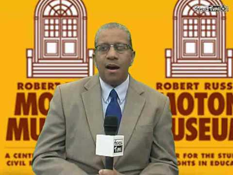 Lacy Ward, Jr discusses Robert Russa Moton Museum & civil rights education history