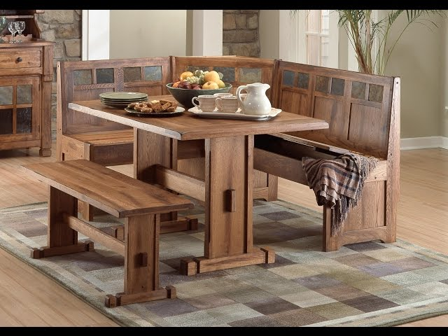 Sedona Dining Room Nook Table Set by Sunny Designs