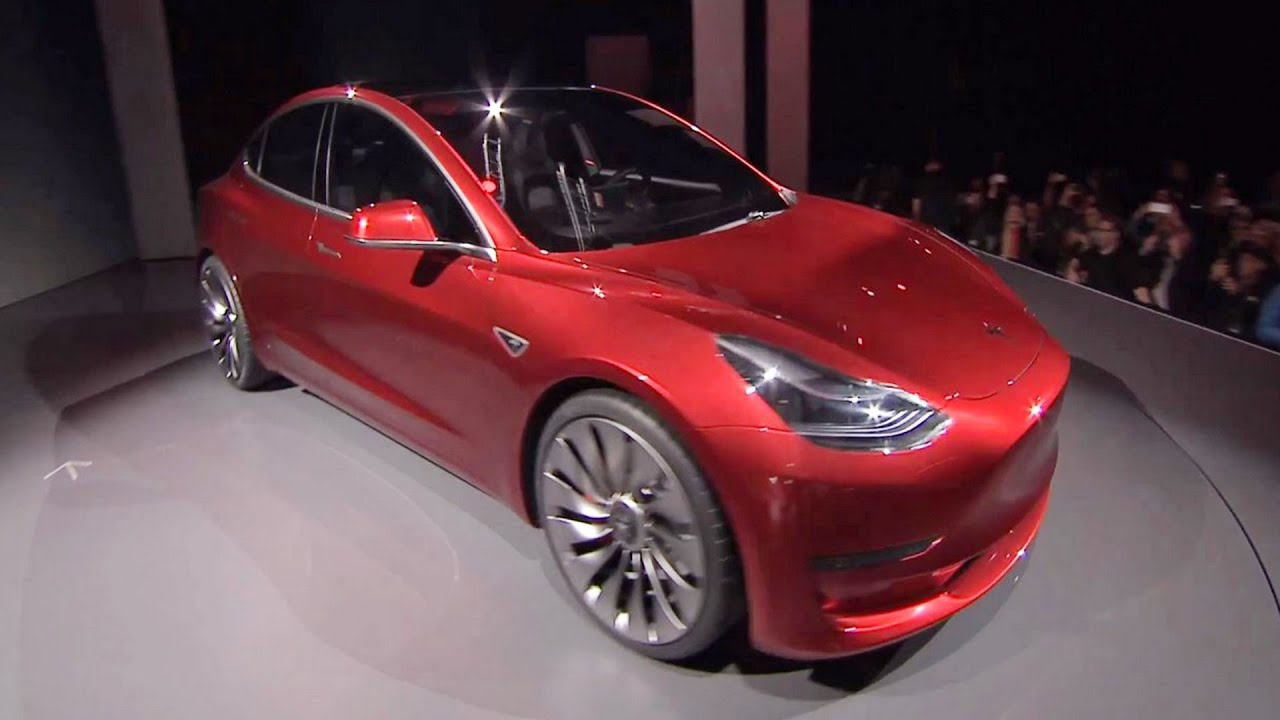 tesla 39 s model 3 is coming to india know your car youtube. Black Bedroom Furniture Sets. Home Design Ideas
