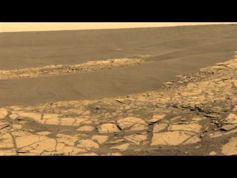 The Martian surface in HD