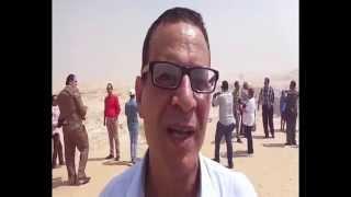 قناة السويس الجديدة: قيادات المصريين الاحرار فى قناة السويس الجديدة