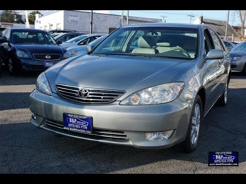 2006 toyota camry xle v6 youtube. Black Bedroom Furniture Sets. Home Design Ideas
