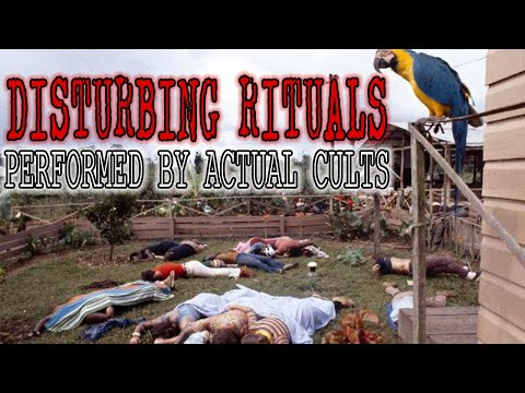 Top 5 Most Disturbing Rituals Performed by Actual Cults Around the World (Shocking)