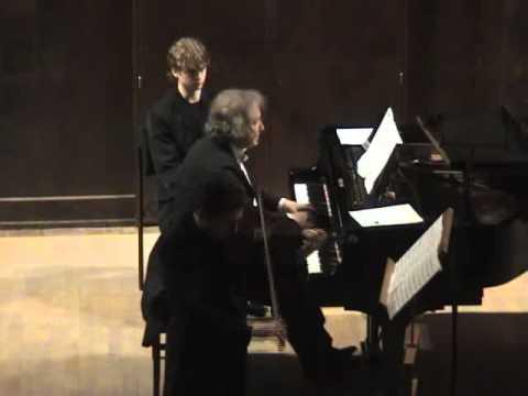 Pavel Berman / Mikhail Voskresensky - Schumann Violin sonata No.2