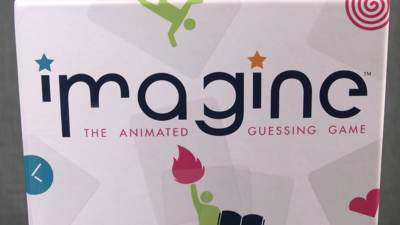 Imagine The Animated Guessing Game
