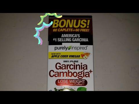 garcinia-cambogia-w/apple-cider-vinegar-weight-loss-pills-2-week-update