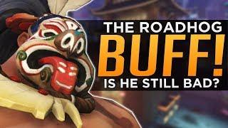 Overwatch: Is Roadhog STILL BAD!?