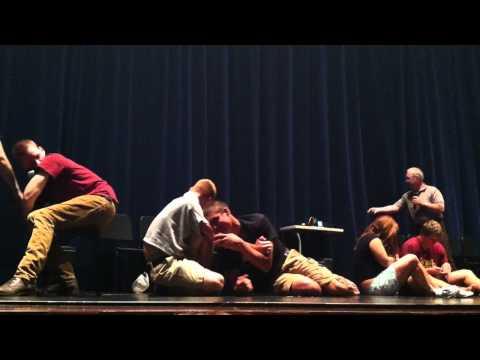 "OXFORD senior all night party- ""hypnotized"" 2 of 2"