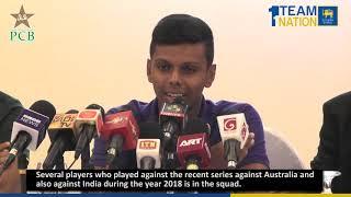 Pakistan U19 arrives in Sri Lanka