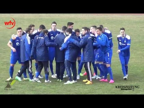 SV Böblingen vs. VfL Sindelfingen: Die Zusammenfassung (13.03.2016)