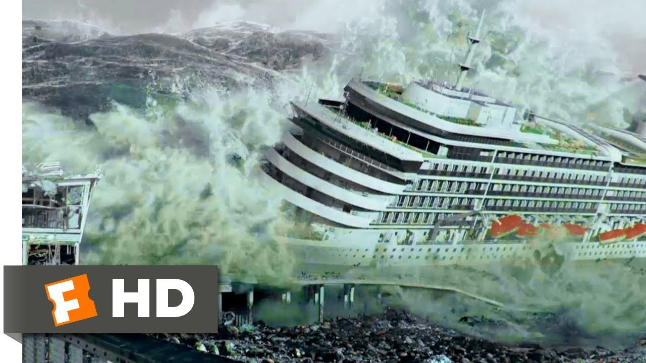 San Andreas - Tsunami Hits the Bay Scene