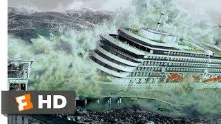 Video San Andreas (2015) - Tsunami Hits the Bay Scene (8/10) | Movieclips download MP3, 3GP, MP4, WEBM, AVI, FLV September 2019