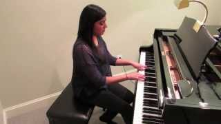 Drunk in Love | Beyoncé ft. Jay Z - Piano Cover by Raashi Kulkarni