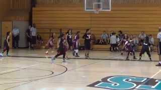 8-29-2015 BAY AREA REGULATORS  VS  PROSPECTS BASKETBALL ACADEMY  JV TEAM