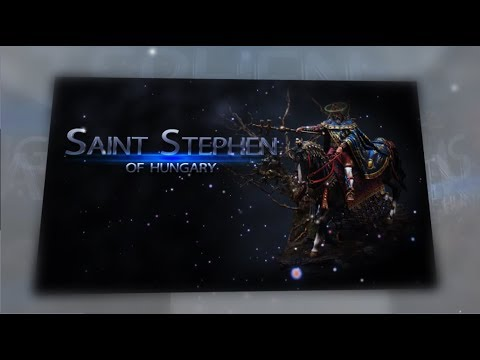 Saint of the Day — Stephen of Hungary — August 16