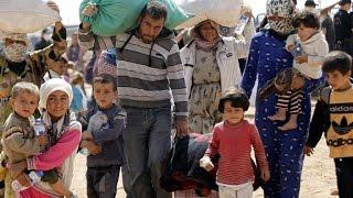 Zwischen den Fronten - Flüchtlingsheim [Doku 2016]