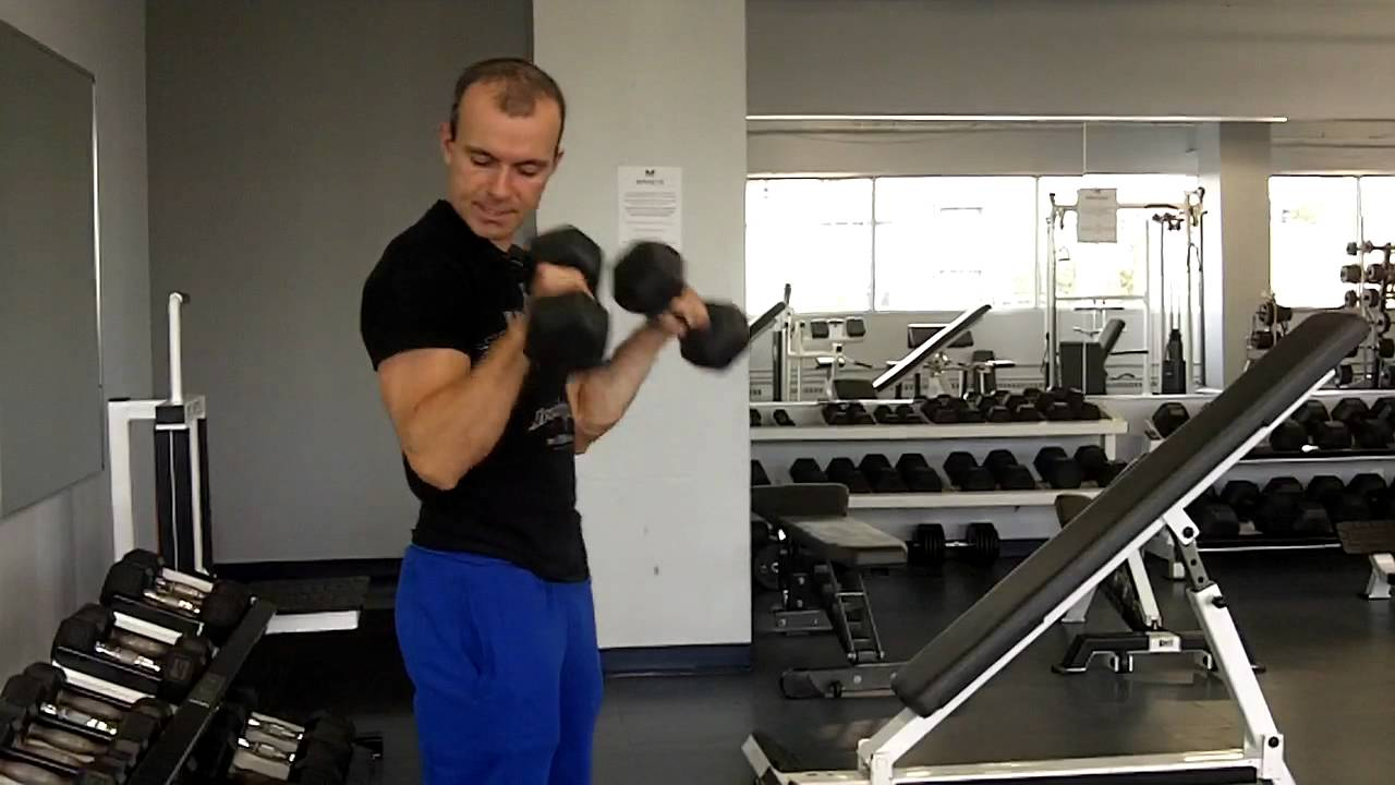 Une méthode avancée pour faire grossir tes bras plus vite (2 3) - YouTube 6c540c3e607