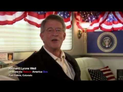 "Why is Richard Lyons Weil planning to run for President to  ""Reboot America""?"