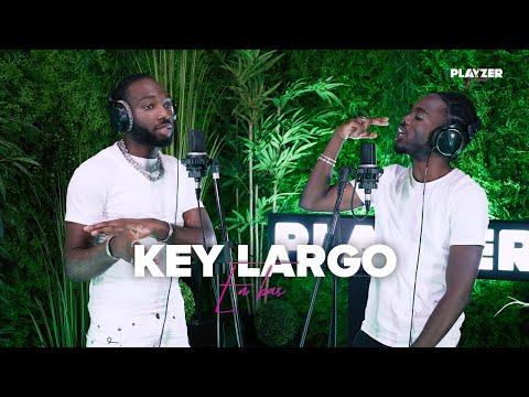 Youtube: KEY LARGO – EN BAS | PLAYZER SESSION #26