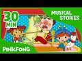 Pinocchio Fairy Tales Musical Compilation PINKFONG Story Time For Children mp3