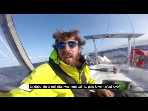 How to sleep and cook when sailing singlehanded - Ep 16 - The Sailing Frenchman