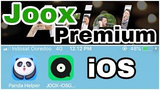 Gambar cover Joox Premium iOS - video tutorial