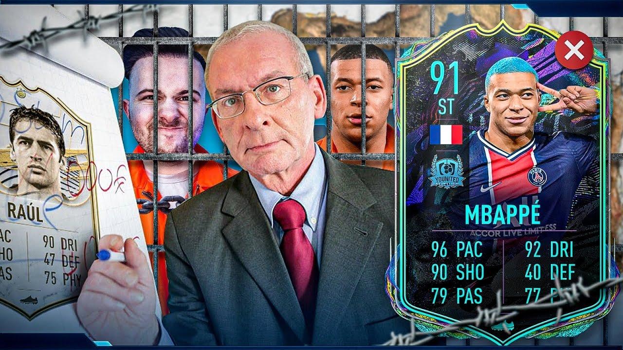 RAUS AUS DEN SCHULDEN... 🥵  FIFA 21: YOUnited FUTURE MBAPPE #4 🔥