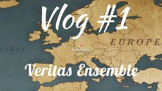 DE Vlog 1 - Arriving In Germany