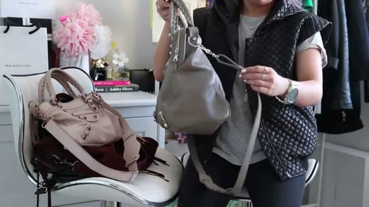 25b43bbd28 Balenciaga Size Comparison Review - City, Velo & Town - YouTube