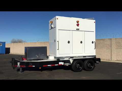 MQ Power EGS2400V-S 350kW Diesel Studio Generator
