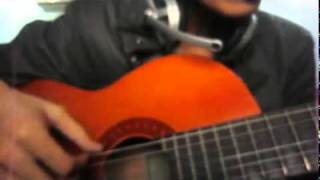 Đêm  - M4U guitar cover [demo]