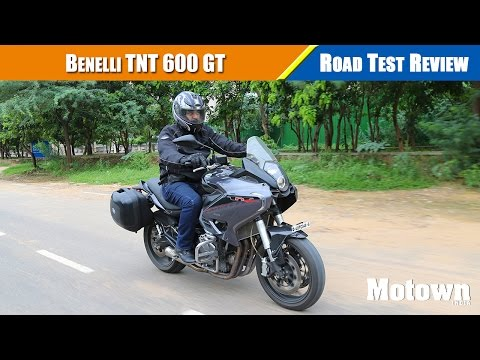 Benelli TNT 600GT | Road Test Review
