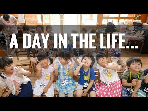 A Day in My Life: TEACHING ENGLISH IN JAPAN