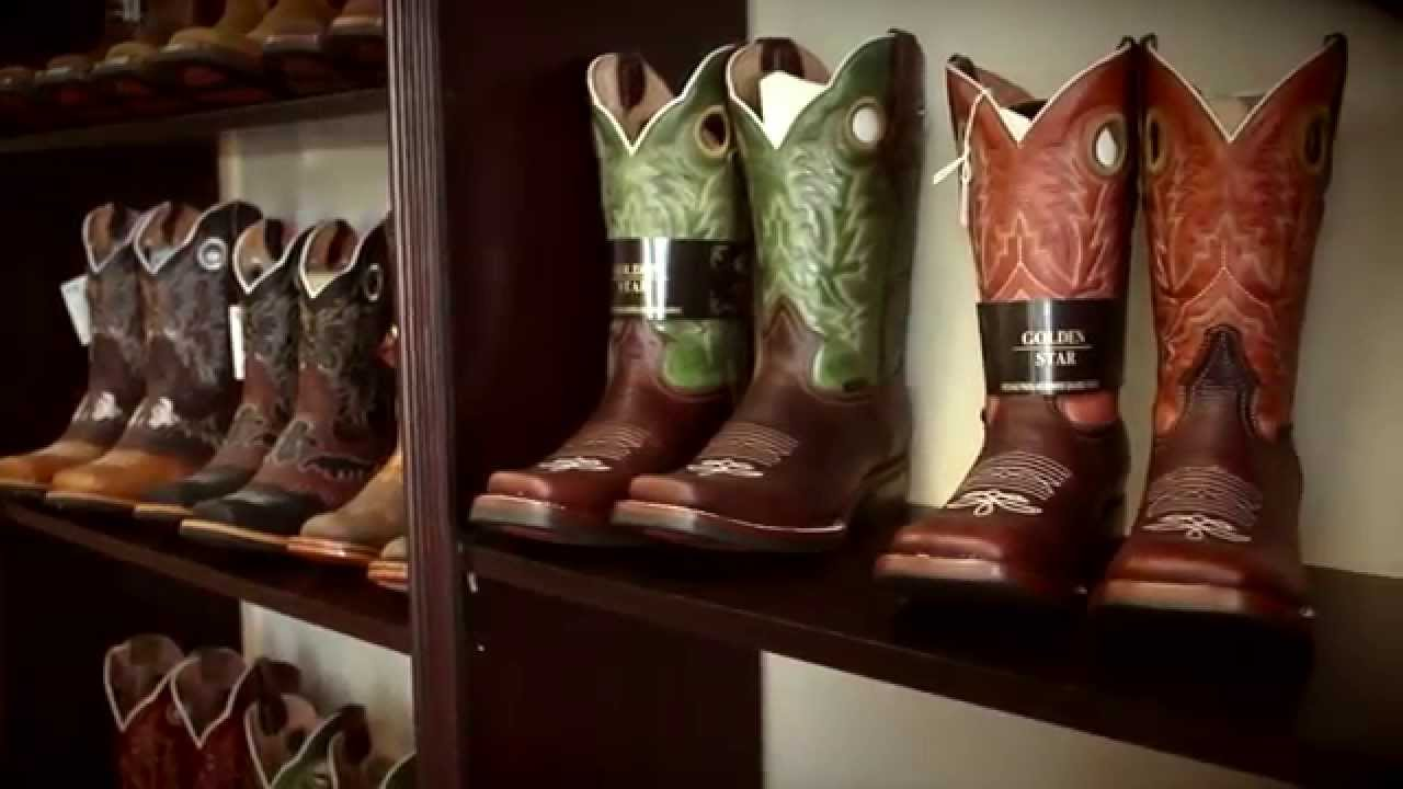 1b70fef6a2 Tienda de Botas Vaqueras en Kansas City - Nessabel - YouTube