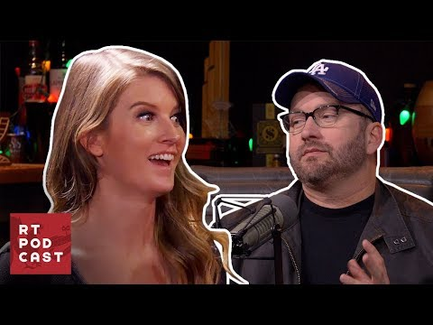 RT Podcast: Ep. 471 - Burnie Puts Ashley on the Hot Spot | Rooster Teeth