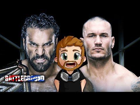 WWE BATTLEGROUND (2017) LIVE STREAM LIVE REACTIONS WATCH PARTY