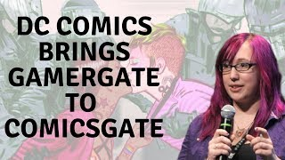 DC COMICS HIRES ZOE QUINN TO FINALLY FINISH THE INDUSTRY