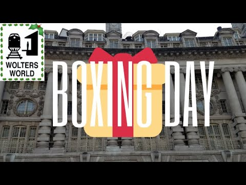 What Is Boxing Day? The Day After Christmas In The UK Explained