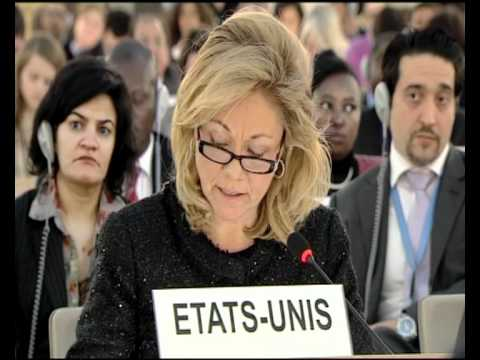 MaximsNewsPEOPLE: LIBYA U.N. HUMAN RIGHTS COUNCIL - AGDEL SHALUTE, NAVI PIPALLY