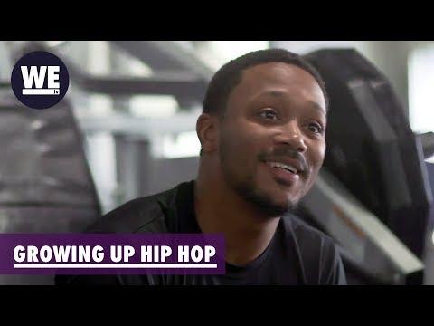 Romeo the Preacher  Growing Up Hip Hop  WE tv